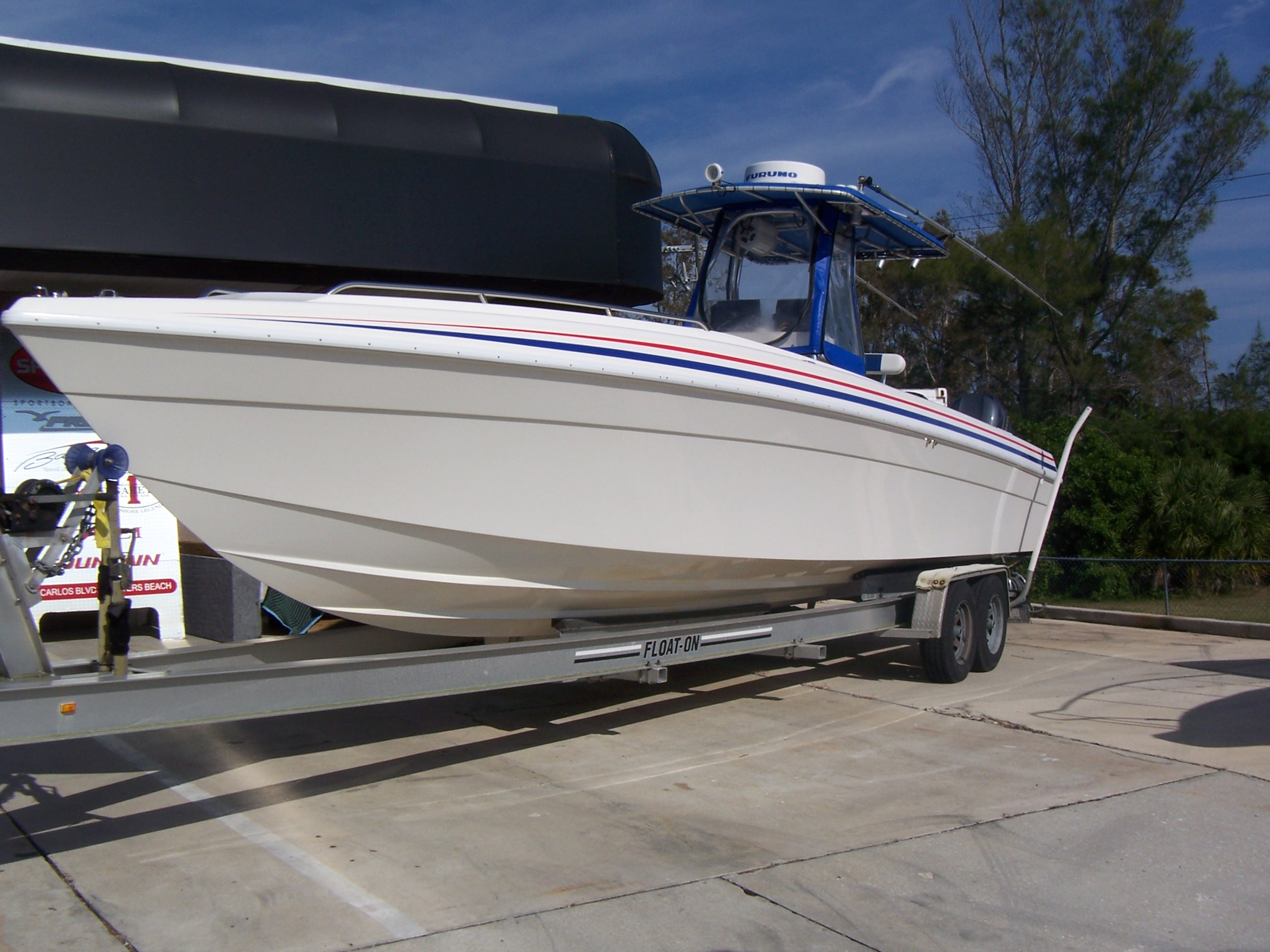 33 powerplay center console boats fishing and marine for Center console fishing boats for sale