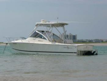 03 Albemarle 24 Express Sold Boats Fishing And Marine
