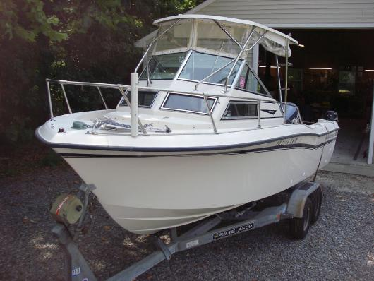 Grady White Seafarer 22 - Reel Boating Forum