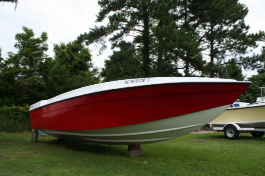 26 39 monza project boat cheap boats fishing and marine for Cheap fishing boats for sale