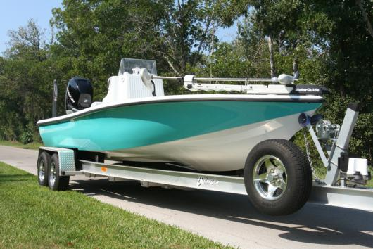 2007 Yellowfin 24 Bay Boats Fishing And Marine Items For Sale
